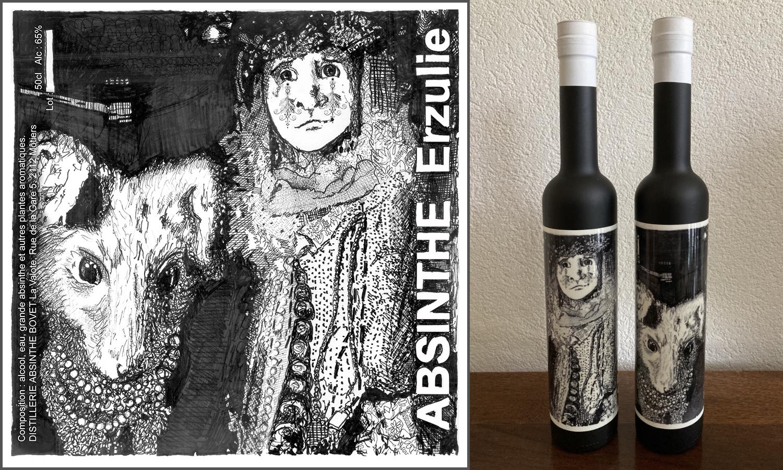 Absinthe Erzulie